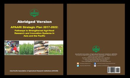Abridged Version APAARI Strategic Plan 2017-2022