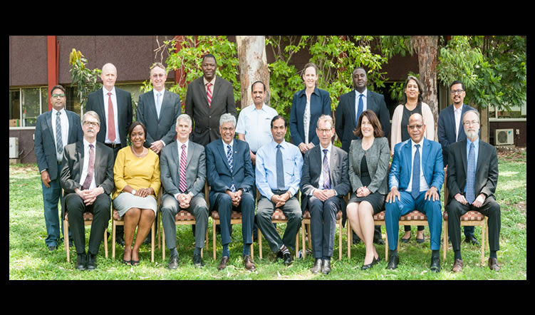 81st ICRISAT Governing Board Meeting: Putting New Technologies in place