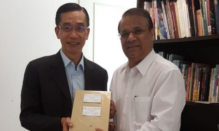 APCoAB-APAARI visited Taipei Economic and Cultural Office in Thailand