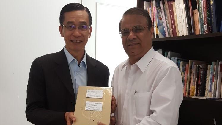 APCoAB-APAARI visited Taipei Economic and Cultural Office in Thailand