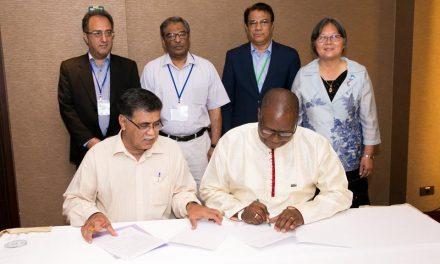 FARA-APAARI Sign Partnership Agreement