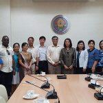APAARI -DoA Thailand discuss avenues for improve collaboration