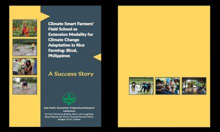 Climate Smart Farmers' Field School – Success Story