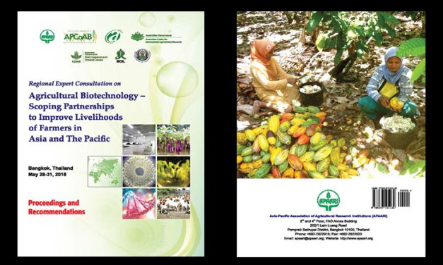 Regional Expert Consultation on Agricultural Biotechnology – Proceedings