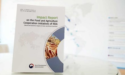 Impact Report on the Food and Agriculture Cooperation Initiatives (Social and Economic Impacts of Asian and African Countries), by Rural Development Administration (RDA)