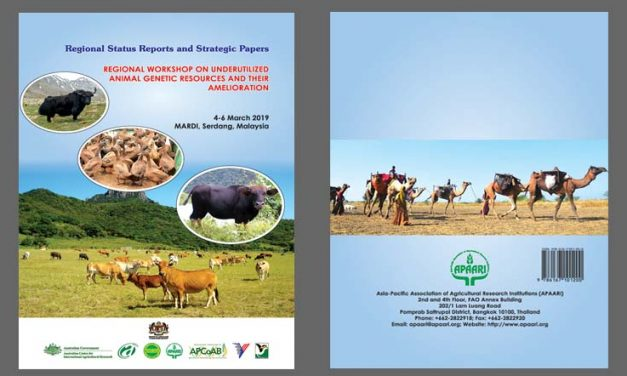 Regional Status Reports and Strategic Papers on Underutilized Animal Genetic Resources and  their Amelioration