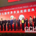 APAARI in the G.C.H.E.R.A. World Agriculture Prize Award