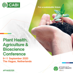 Plant Health Agriculture & Bioscience Conference – Call for Papers