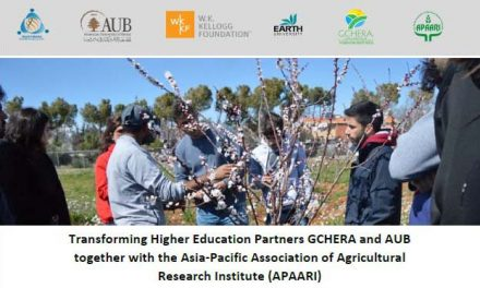 GCHERA-APAARI Webinar on Experiential Learning