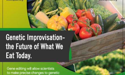 Genetic Improvisation – The Future of What we Eat Today