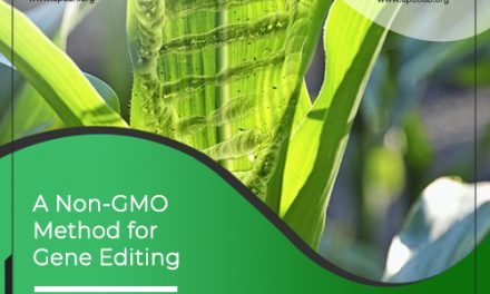A Non-GMO Method for Gene Editing