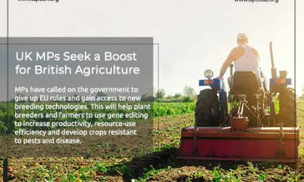 UK MPs Seek to a Boost for British Agriculture