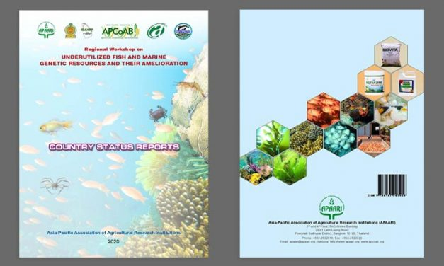 Regional Workshop on Underutilized Fish and Marine Genetic Resources and their Amelioration – Country Status