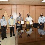 APAARI and ICAR formalized a Memorandum of Understanding