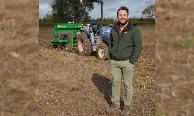APAARI interviewed renowned Botanist and BBC's Follow the Food presenter James Wong on food production and climate change