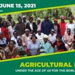 Norman Borlaug Field Award 2021