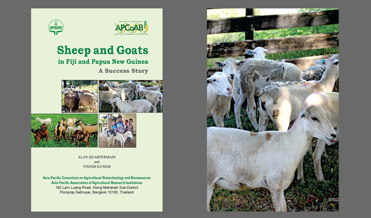 Sheep and Goats in Fiji and Papua New Guinea A Success Story