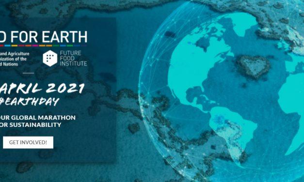 24-hour Global Digital Marathon for Sustainability – Food for Earth