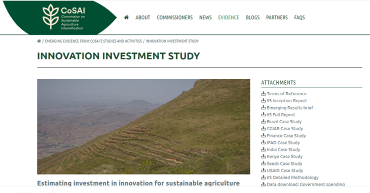 CoSAI Innovation Investment Study – report release